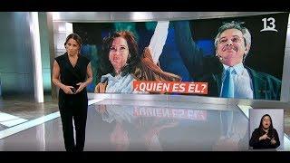 Alberto Fernández, el favorito para ser el próximo Presidente de Argentina