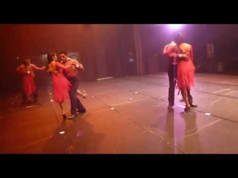 Cia Antsil de Dança - Apresentação 08/06/2012