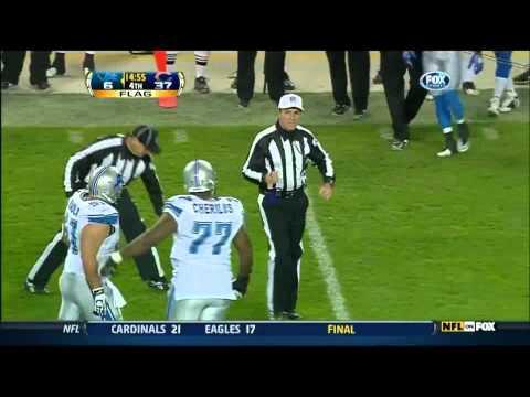 Lance Briggs destroys Calvin Johnson