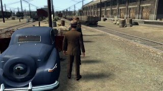 L.A. Noire PC Gameplay HD