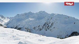 Skiurlaub in St. Anton in Tirol, Österreich