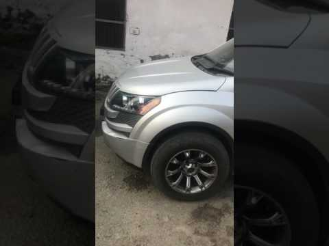 Xuv 500 with pod air filter