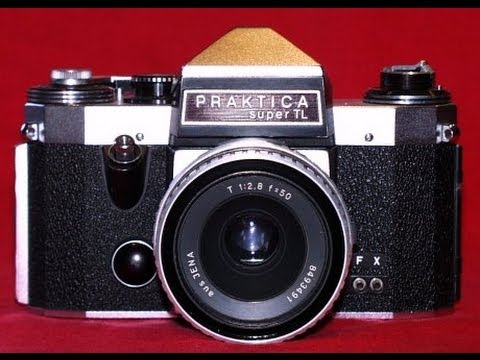 Praktica super tl : overview youtube