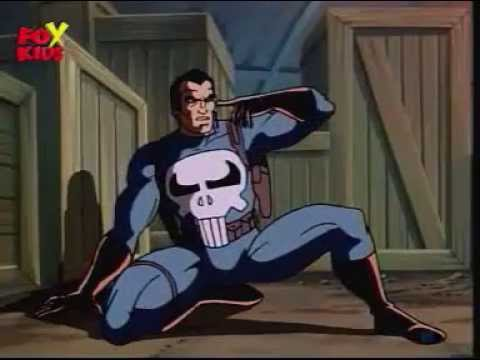 Spiderman the Animated Series vs the Punisher [Part3]
