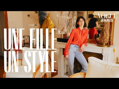 Inside painter Malù Dalla Piccola's dream Paris apartment | Une Fille Un Style | Vogue Paris