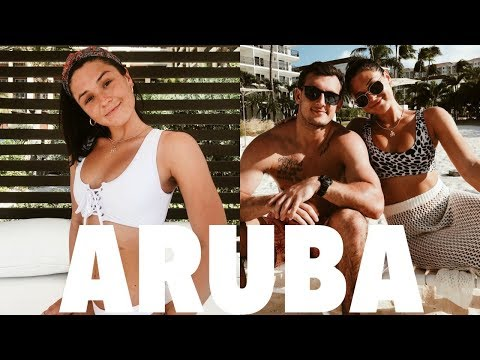 vacation in aruba with my boyfriend + his family ❤