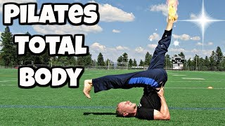 PILATES TOTAL BODY WORKOUT - 30 Day Pilates Body Challenge