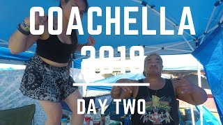 COACHELLA 2018: Day Two