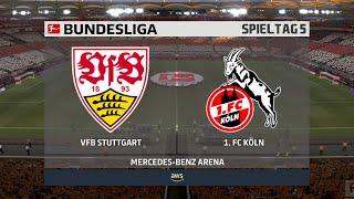 Vfb stuttgart gegen den 1. fc köln am 5. spieltag der bundesliga saison 2020/21. ► unterstützt mich: https://www.tipeeestream.com/tpzyt/donationjetzt fifa 21...