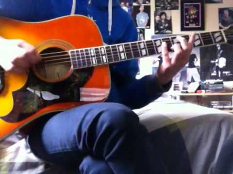 The Front Bottoms - Twin Size Mattress Acoustic Guitar Cover
