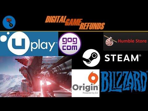 Digital Game Refunds