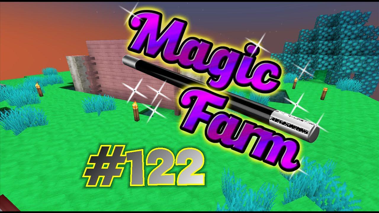 Auf ins End !! #122 - Minecraft Magic Farm 2
