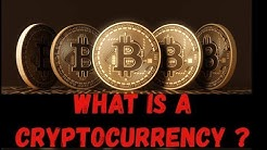 What is a Cryptocurrency and How Does it Work ?