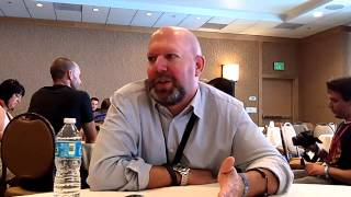 Interview With E.P. & Writer Marc Guggenheim of Arrow at Comic-Con 2014 Thumbnail