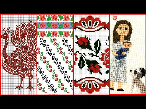 Different And Special Cross Stitch Pettern Gorgeous Ideas For You
