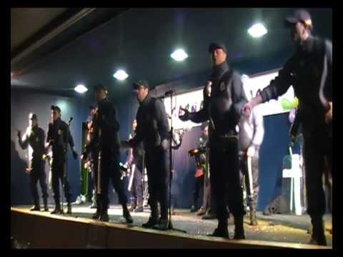 Carnaval 2013 Alcaracejos. Los anti-DIC-turbios