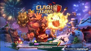 Goblin köylere saldırma clash of clans