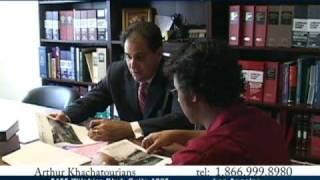 Attorney Arthur Khachatourians - Los Angeles Criminal Defense