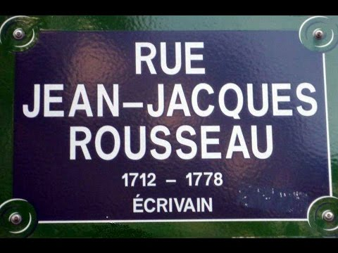 Rue Jean Jacques Rousseau Paris Arrondissement  1er