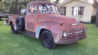 1953 International Pickup L120