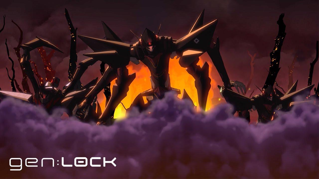 gen:LOCK Season 2 First Look