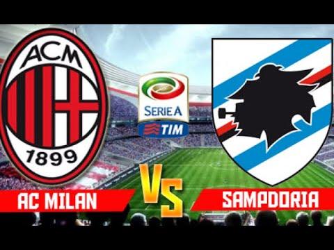 Highlights Football Videos HD: AC Milan vs Sampdoria 1-0
