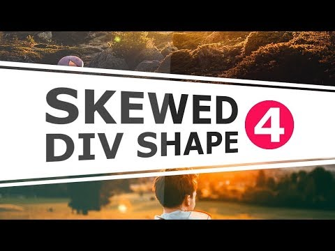 online-tutorial-for-responsive-skewed-background-div-shape-border-in-css-with-demo