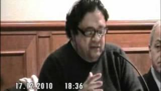 Discurso de Don Isaac Sananes Haserfaty Presidente de Comunidad Israelita en Valencia