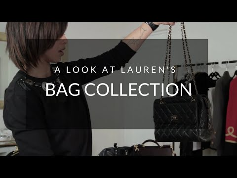 A Look At Lauren's Bag Collection
