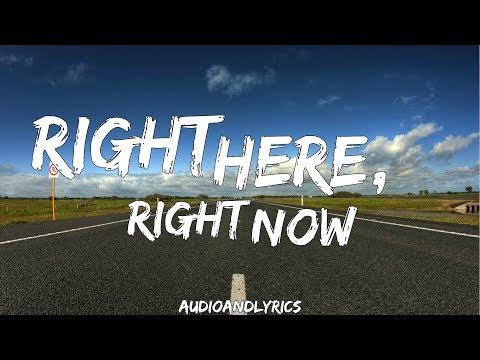 Fatboy Slim - Right Here, Right Now (Lyrics)