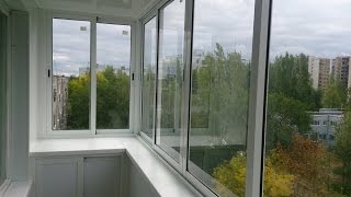 Provedal - наглядно процесс монтажа(Особенности остекления балконов и лоджий алюминиевыми окнами PROVEDAL. В ролике можно увидеть, как происходит..., 2015-11-10T06:25:47.000Z)