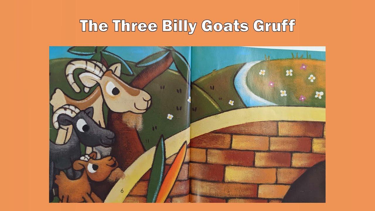 Bedtime Fairytales - Three Billy Goats Gruff