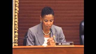 Ranking Member Donna Edwards (D-MD) - Opening Statement 9/10/2014