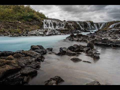 Iceland Vlogs Day 5 - How to find Bruarfoss
