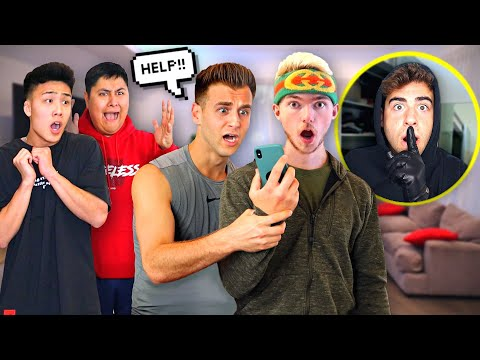 HOME INVASION PRANK ON RICH ROOMMATE! *Gone Too Far*