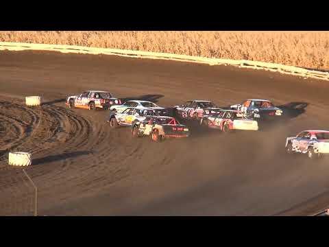 Night 2 Fall Extravaganza 2017 Stock Car Heats Lee County Speedway 10/8/17