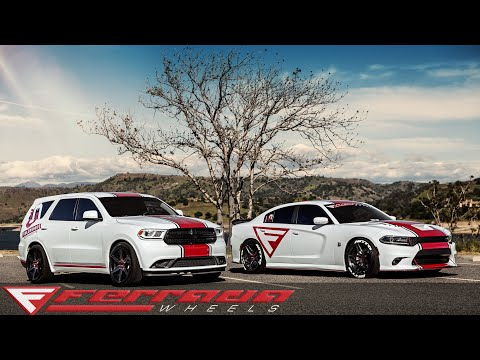 Dodge Brothers Car Commercial / Ferrada Wheels