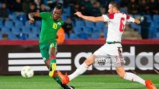 Résumé Maroc 2-0 Burkina Faso 24.03.2017 HD ملخص مباراة المغرب 2-0 بوركينافاسو