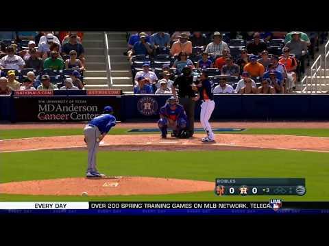 New York Mets vs Houston Astros | JD Davis Home Run