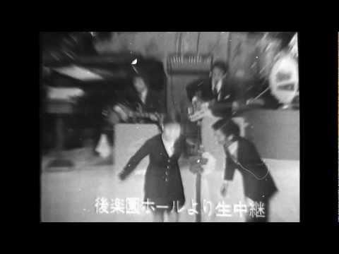 NTV紅白歌のベストテン 19691103 いしだあゆみ - YouTube