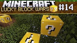 "Minecraft Lucky Block Wars: ""SHAGGY!"" - Ep 14"