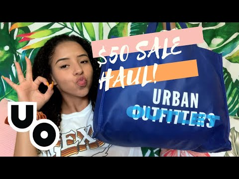URBAN OUTFITTERS FILL A BAG FOR ONLY $50!