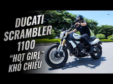 Ducati Scrambler 1100: Hấp dẫn nhưng khó chiều quá! | Đường 2 Chiều