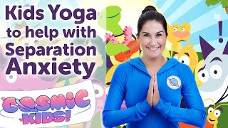 One of Cosmic Kids Yoga's most recent videos: