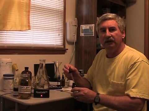 Colloidal Silver Liquid Reducing Agent Protocol for Silver Lungs Generator