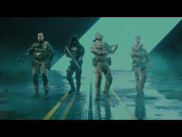 Battlefield 2042 - Gameplay dos Especialistas