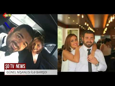Azeri kızı Günel nişanlısı ilə barışdı - ŞOTV News