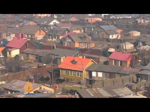 Many in Mongolia's capital go without basics