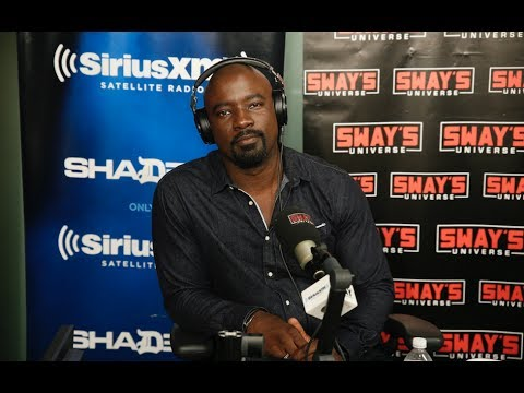 PT. 2 Mike Colter on Taking on the Role of Another Superhero  The Differences between Marvel & DC