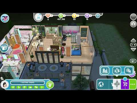 SIMS FREEPLAY DO TAI CHI IN THE PARK